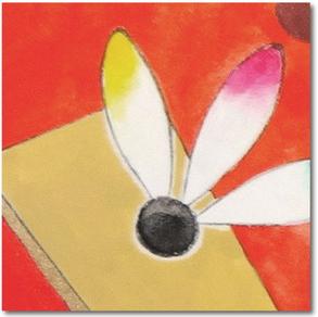 羽子板の描き方